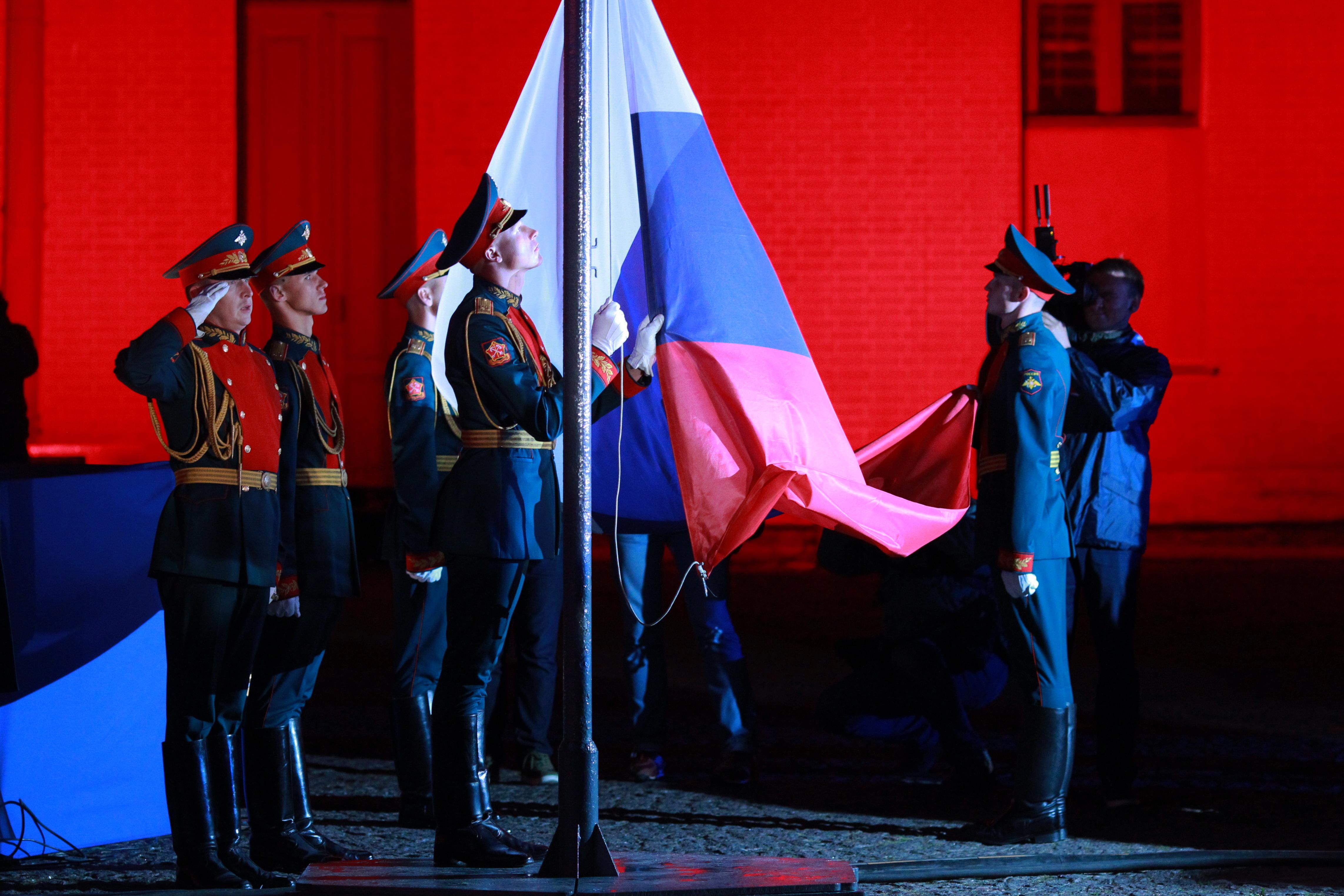 производитель, кейзер флаг россии фото сразу готов для