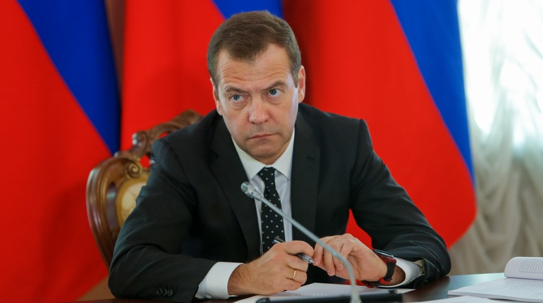 Дмитрий Медведев. Фото: Baltphoto/Михаил Киреев