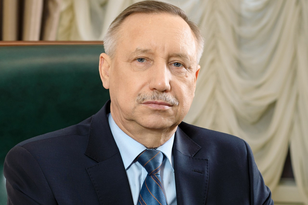 Александр Беглов. Фото: Администрация Петербурга
