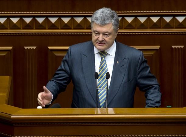 Петр Порошенко. Фото: официальный сайт президента Украины
