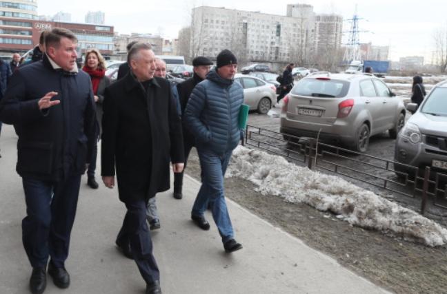 Он будет отражен в Генеральном планом развития Петербурга. Фото: https://www.gov.spb.ru