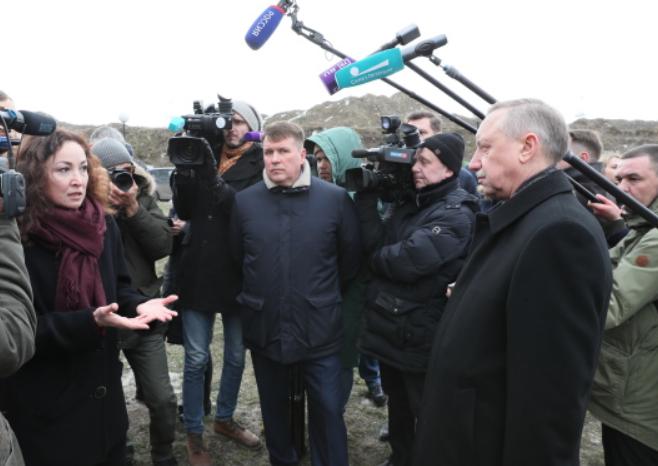 Беглов дал поручение подготовить программы по развитию социальных объектов города. Фото: https://www.gov.spb.ru