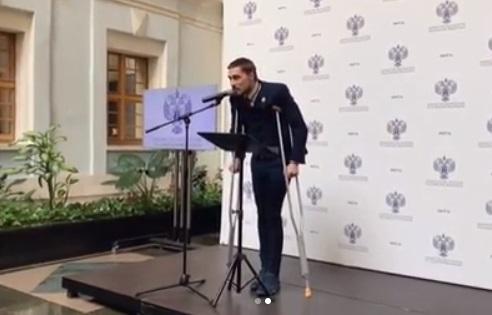 Дмитрий Билан стал заслуженным артистом России. Фото: bilanofficial/ Instagram