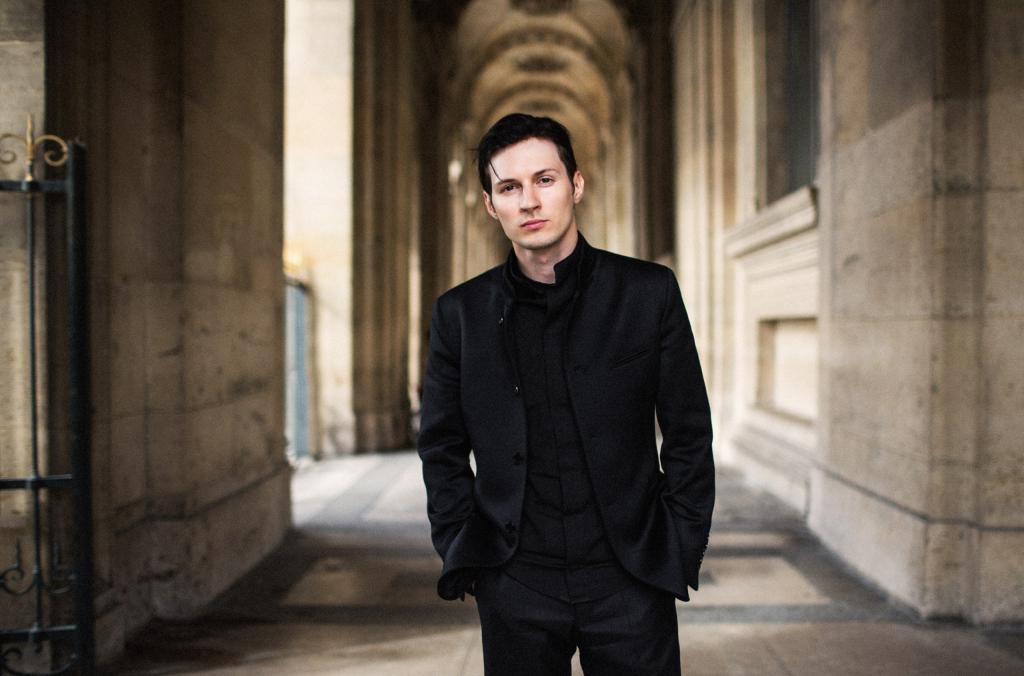 Павел Дуров. Фото: vk.com/durov