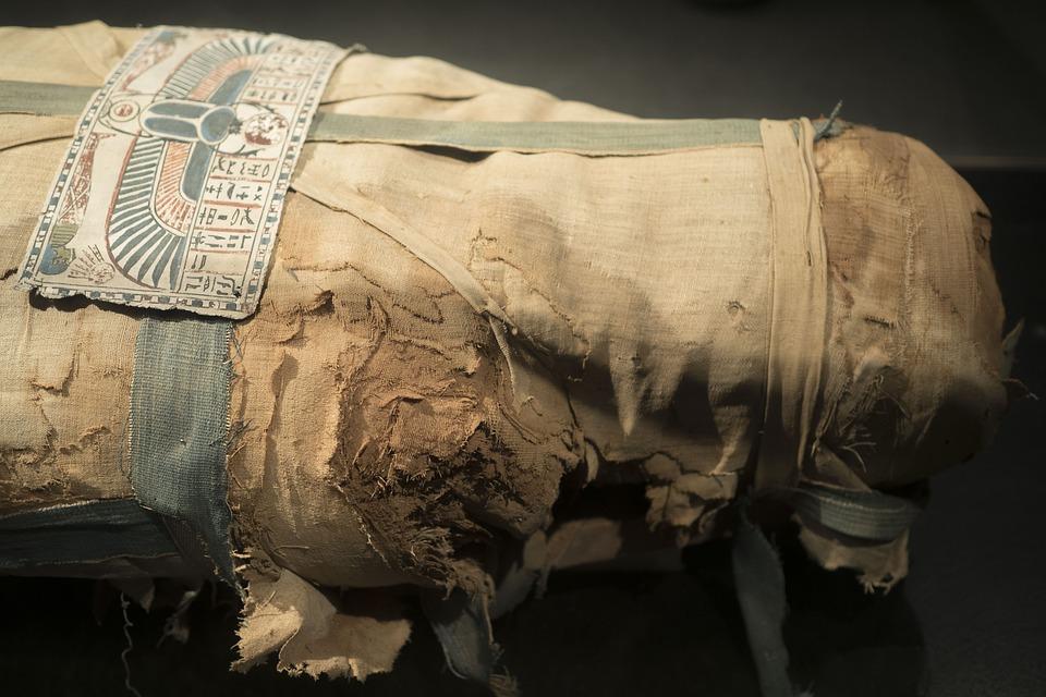 Мумию гуманоида обнаружили археологи во время раскопок в Египте