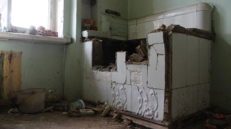 Петербуржцы беспокоятся о судьбе особняка Челищева