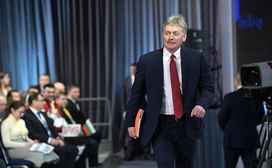 Кремль прокомментировал критику поправок в Конституции