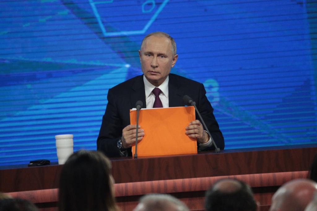 Путин считает, что США может развязать конфликт