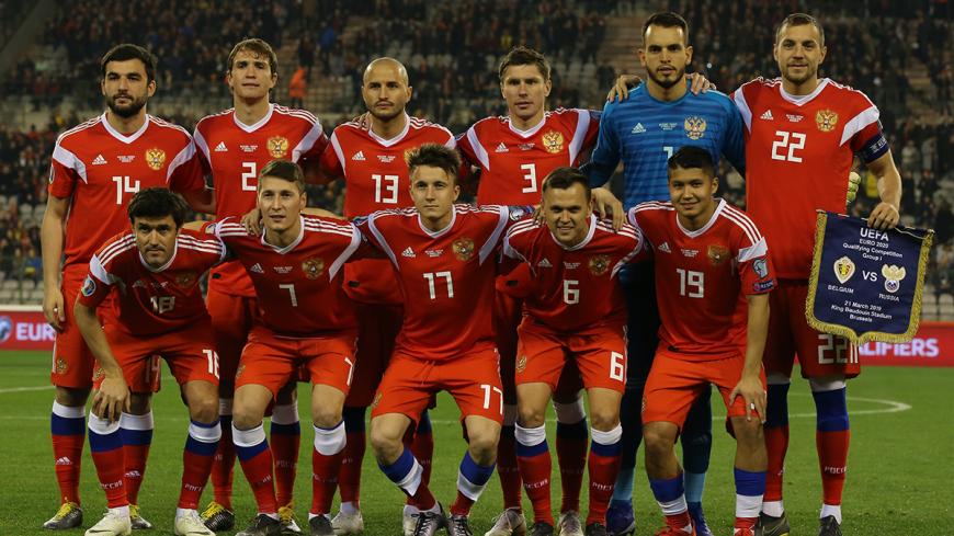 Сборная России по футболу сыграет первый матч отбора ЧМ-2022 в Сочи 27 марта