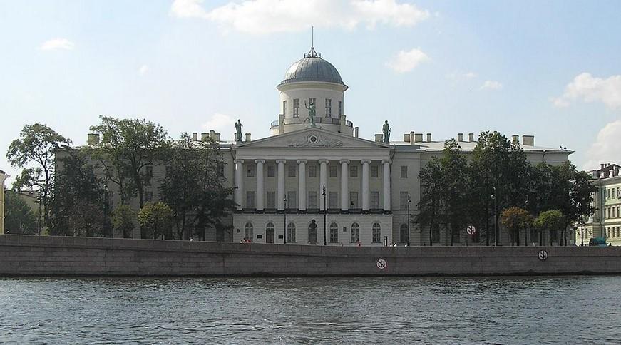 Институт русской литературы РАН. Фото: Википедия