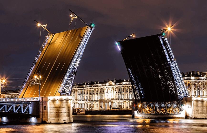 Дворцовый мост. Фото: СПб ГУП «Мостотрест»