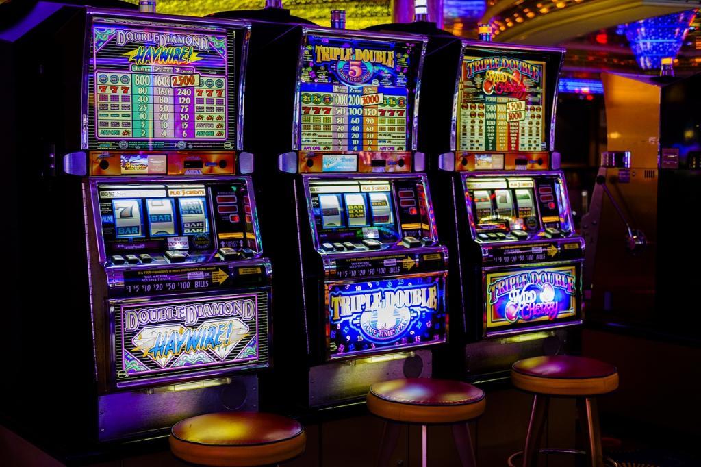 игровые автоматы bar