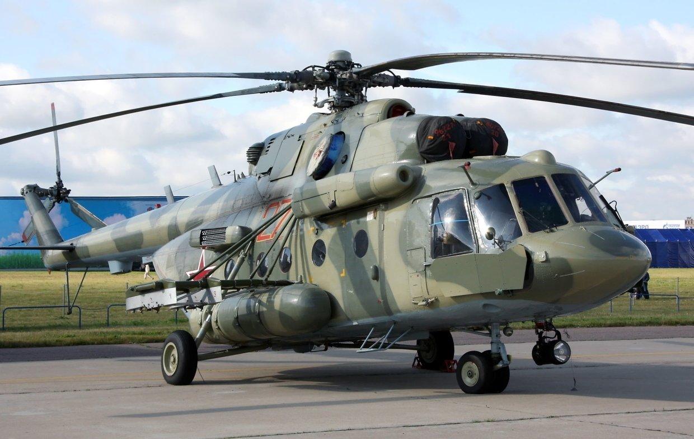 Вертолет Ми-8. Фото: wikipedia.org / Vitaly V. Kuzmin/CC BY-SA 4.0