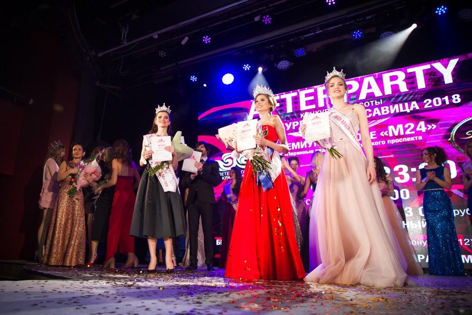 Конкурс красоты «Петербургская красавица» начал кастинг
