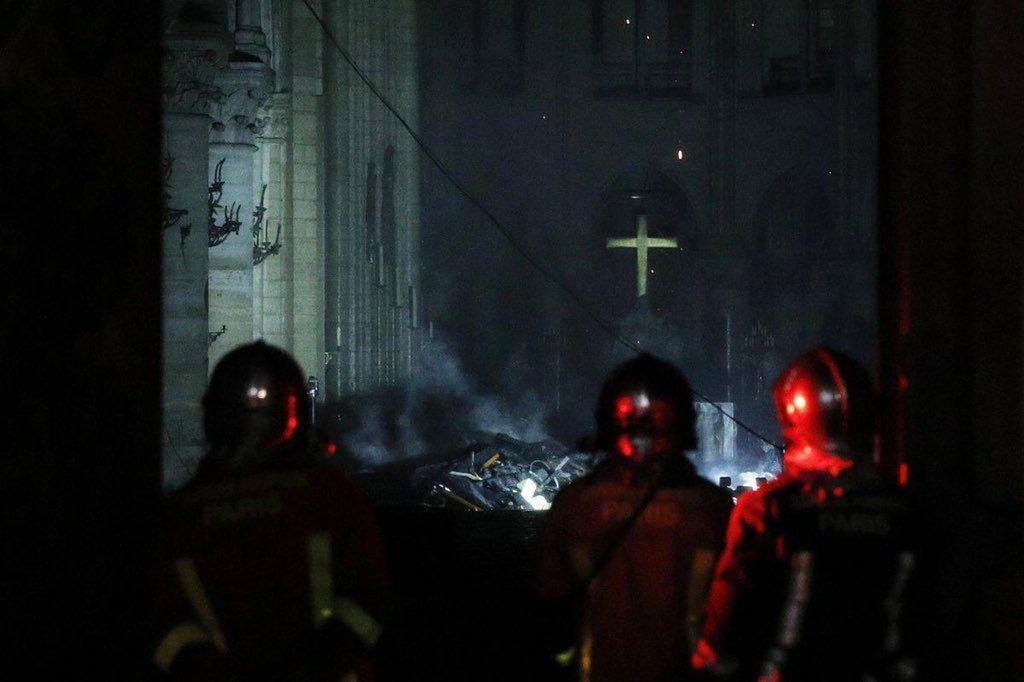 Католический храм является один их символов французской столицы. Фото: Telegram