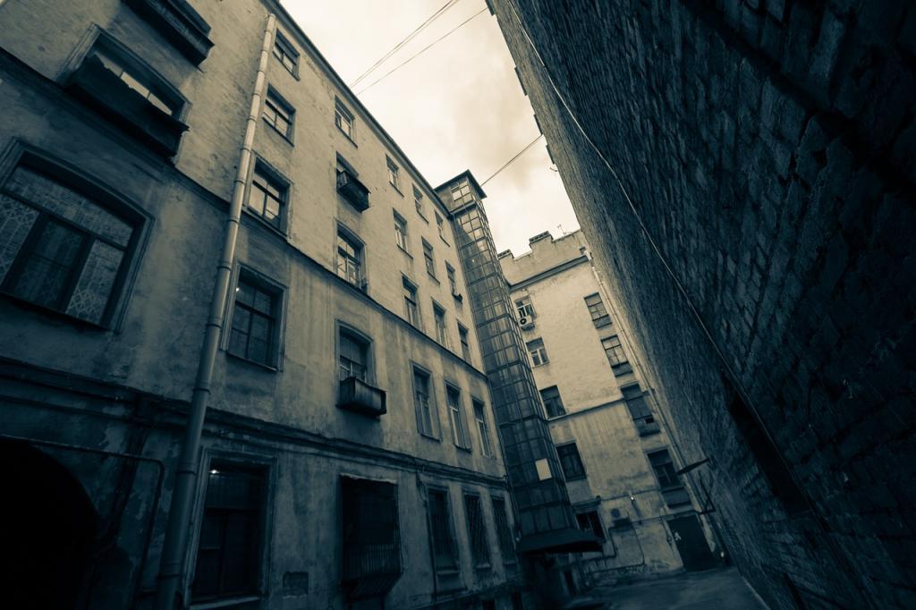 Расселение коммуналок в Петербурге затянется еще на тридцать лет