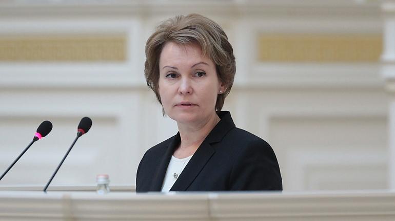 Анна Митянина. Фото: gov.spb.ru