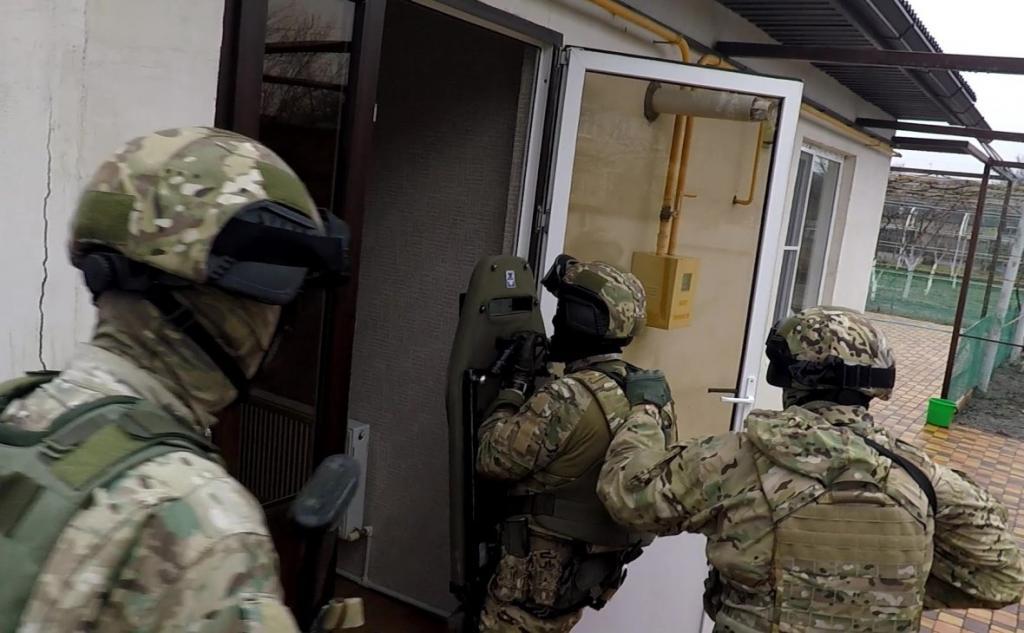 Фото: РИА Новости / ФСБ