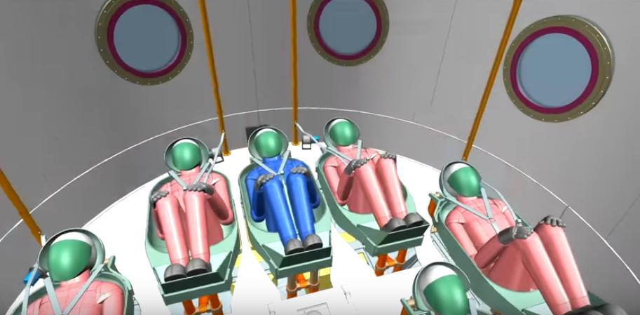 Русские туристы полетят в космос из Нижнего Новгорода за 13 млн рублей