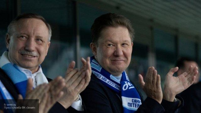В «Газпроме» отрицают отставку Миллера