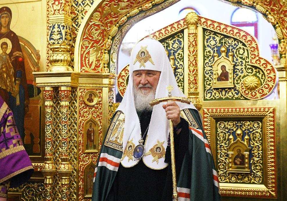 Патриарх Кирилл не приедет в Петербург