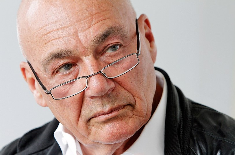 Владимир Познер. Фото: Википедия/Augustas Didžgalvis