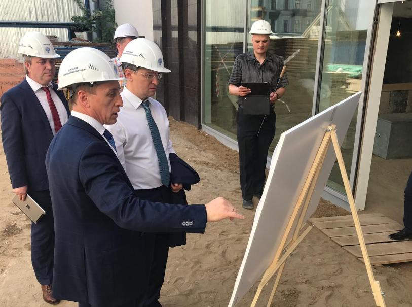 Владимир Мединский сообщил дату открытия концертного зала Мариинского театра