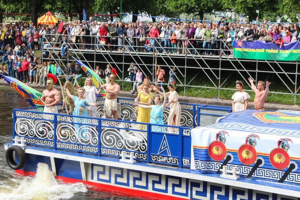 Уличные музыканты и речные трамваи устроят в Петербурге день музыки