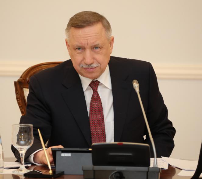 Беглов собрал 100% подписей и может участвовать в выборах
