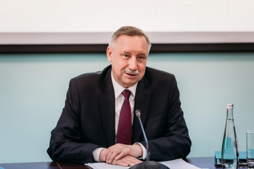 Беглов помечтал о первом дне в качестве губернатора