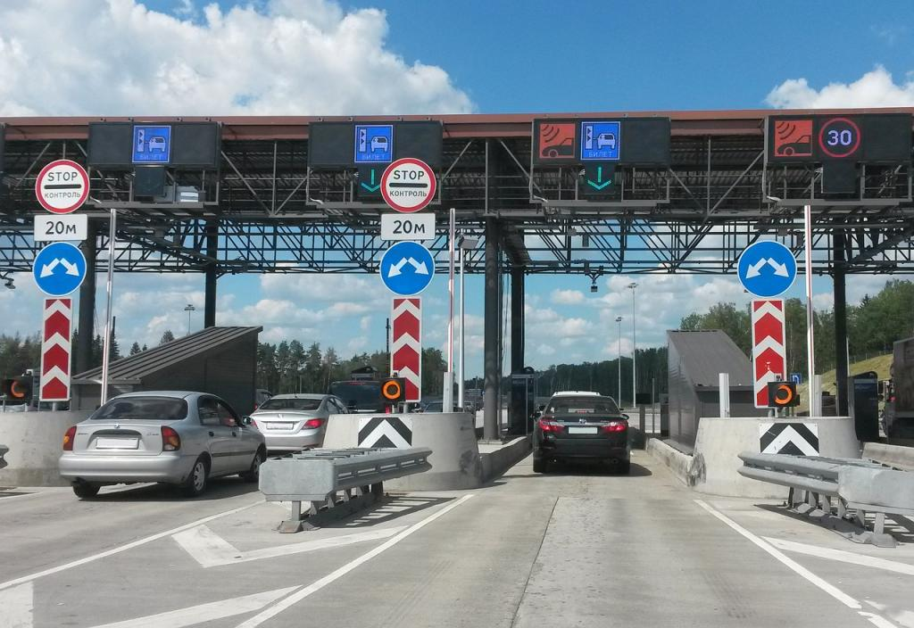 Правительство готовит новый штраф для автомобилистов за неоплаченный проезд по платной трассе