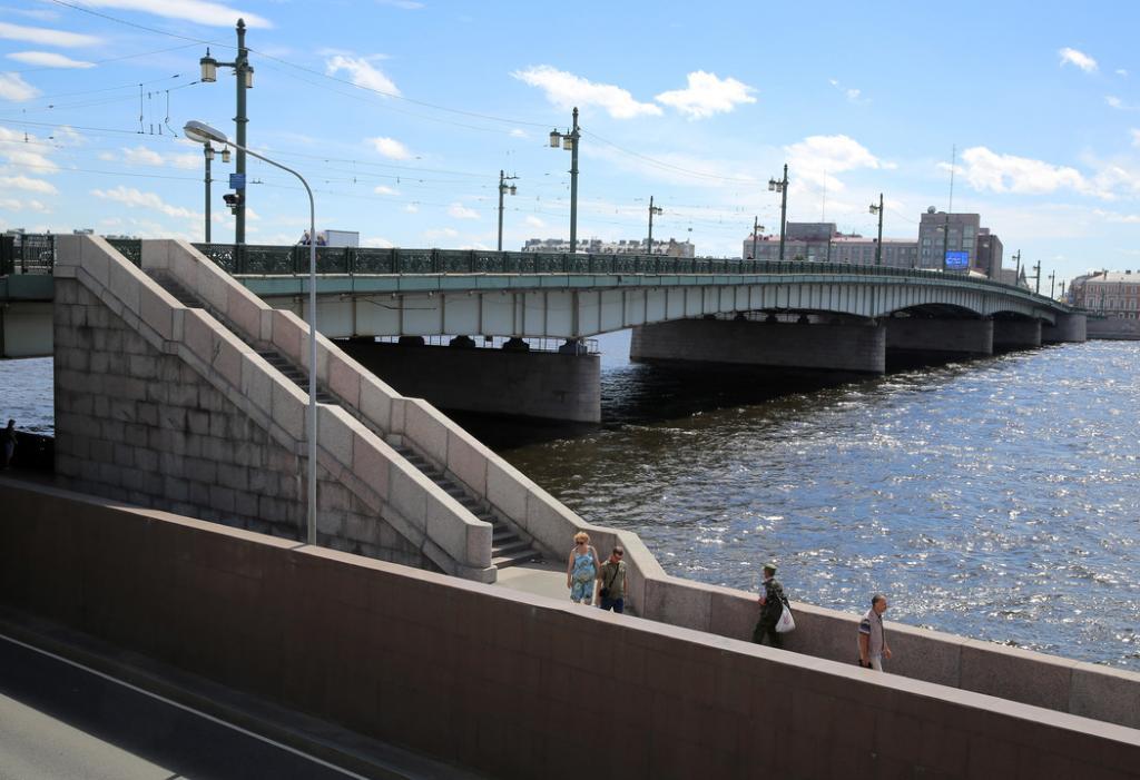 В 2021 году в Петербурге заменят асфальт на двух мостах и путепроводе