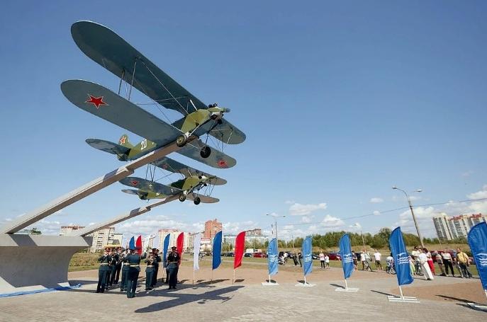 Бесплатные экскурсии про авиацию запустили в Приморском районе