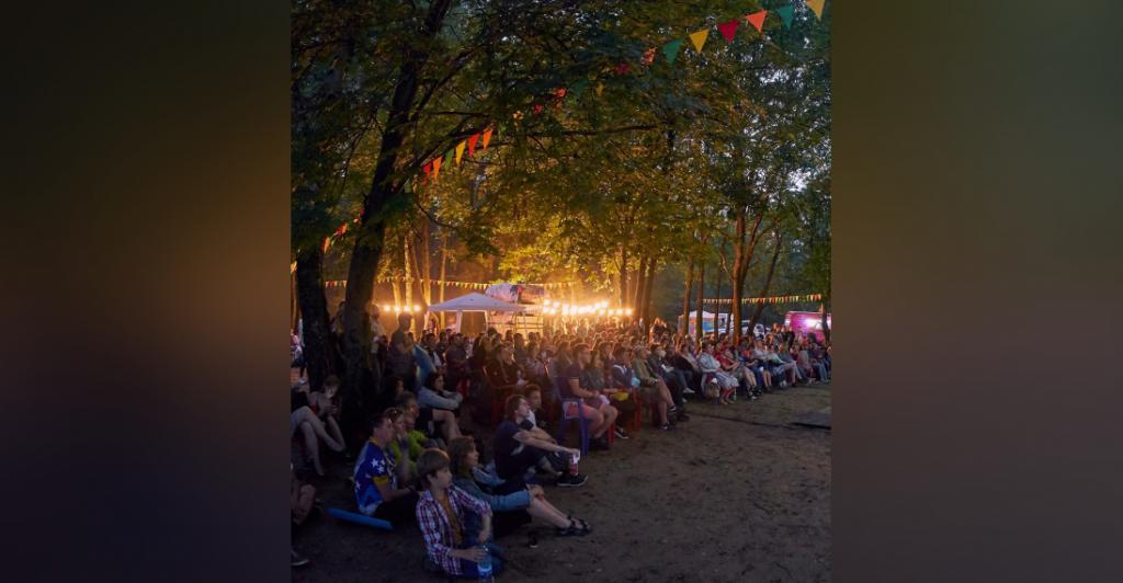 На берегу Финского залива пройдет фестиваль живого кино под открытым небом