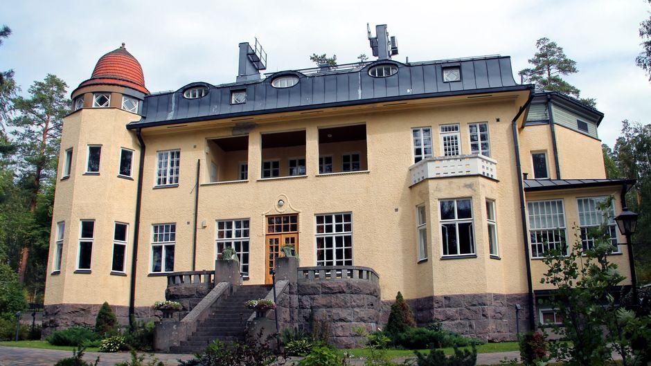 В Финляндии прекращена активная продажа исторического здания российского герцога