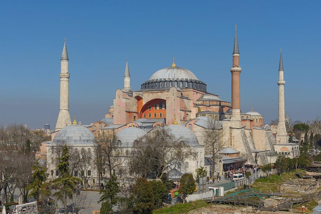 Заложен первый христианский храм в Турецкой Республике