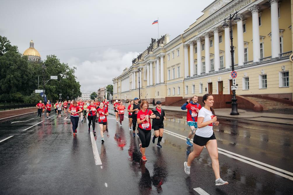 Петербургские спортсмены пробегут полумарафон «Северная столица» 9 августа