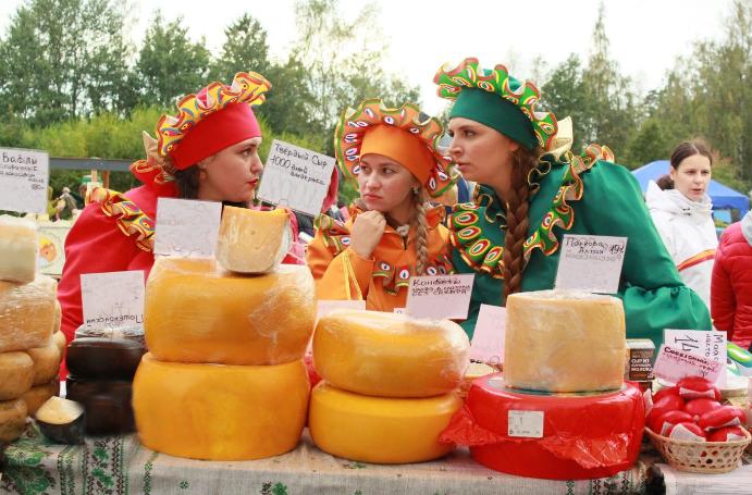 Бесплатный фестиваль сыра пройдет в Лисьем носу