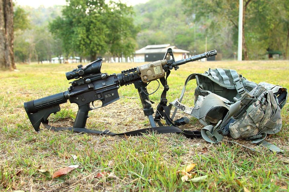 В США арестовали потенциального террориста и изъяли 10 тысяч патронов