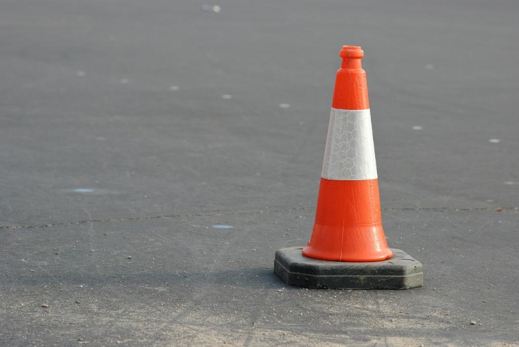 В ГАТИ предупредили о новых ограничения на дорогах Петербурга