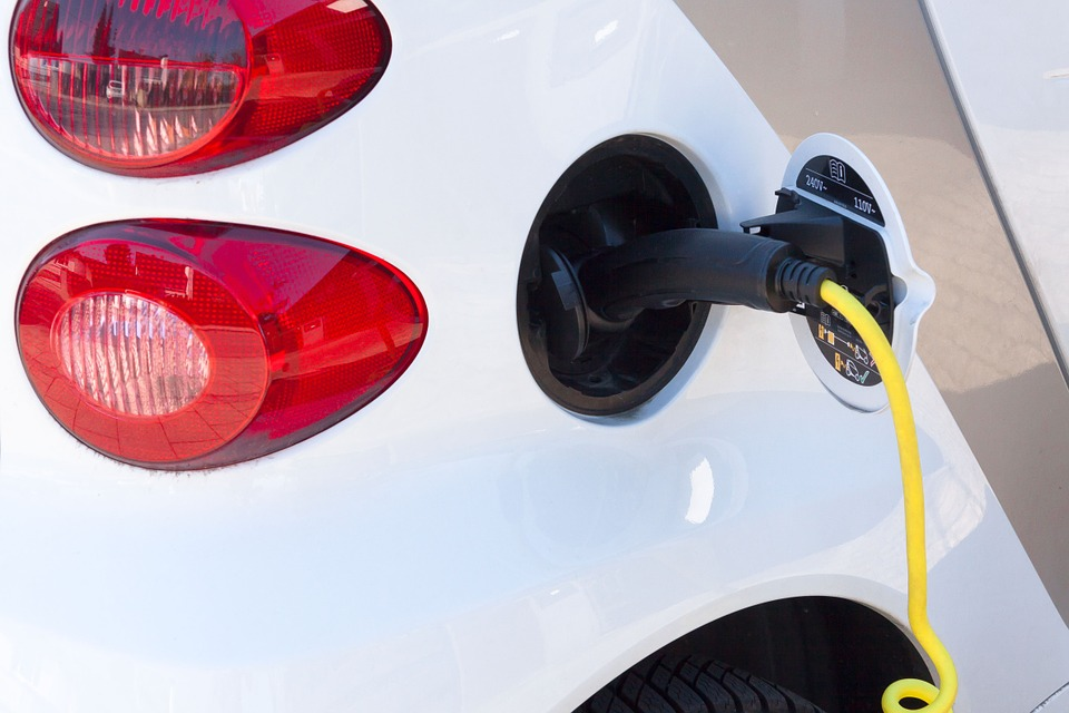 В Петербурге разрешили бесплатно парковать электромобили