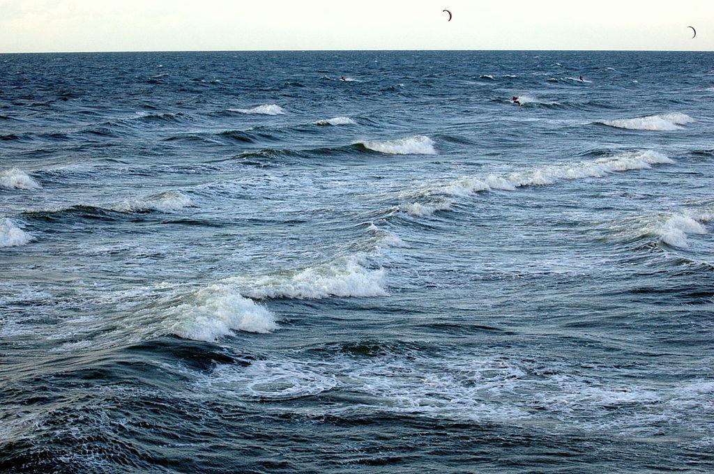 Установить причину повышения радиации в Балтийском море не удалось