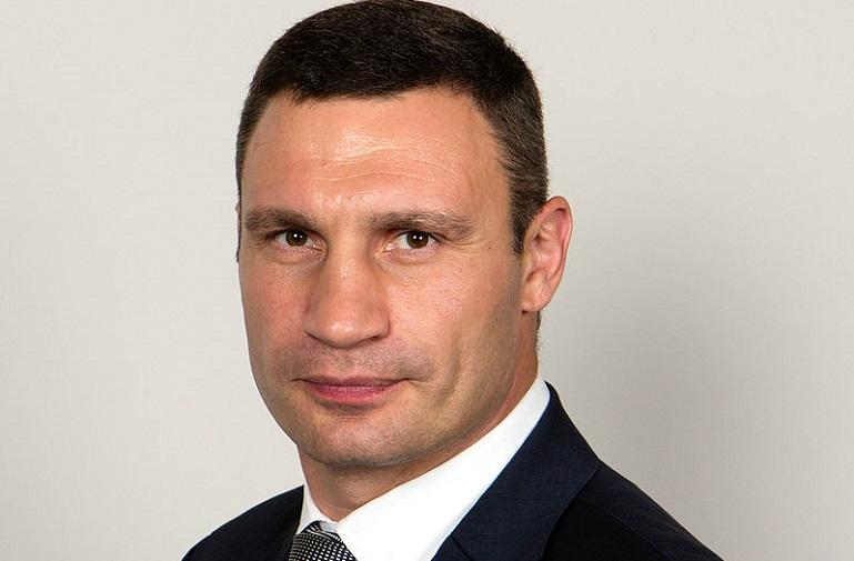 Виталий Кличко выпустил книгу со своими цитатами