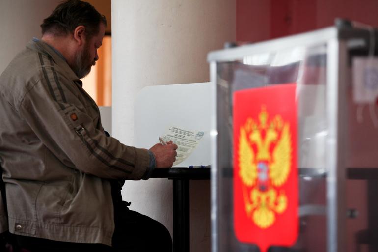 Прием голосов на избирательных участках в Петербурге закончился