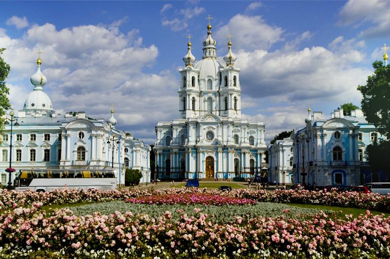 В центре Петербурга могут построить новую доминанту