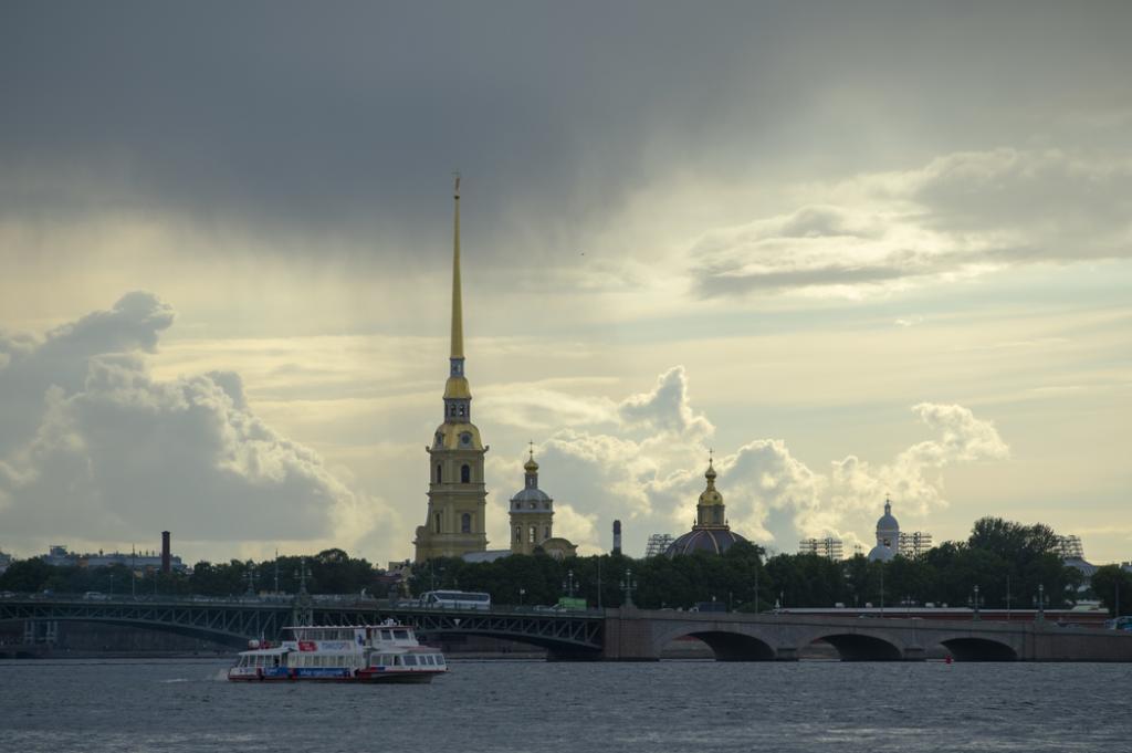 На Петроградке могут поставить мини-копию первого петербургского храма