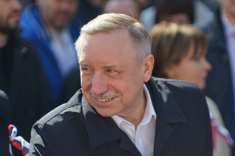 Беглов лидирует на выборах после обработки около 30% протоколов