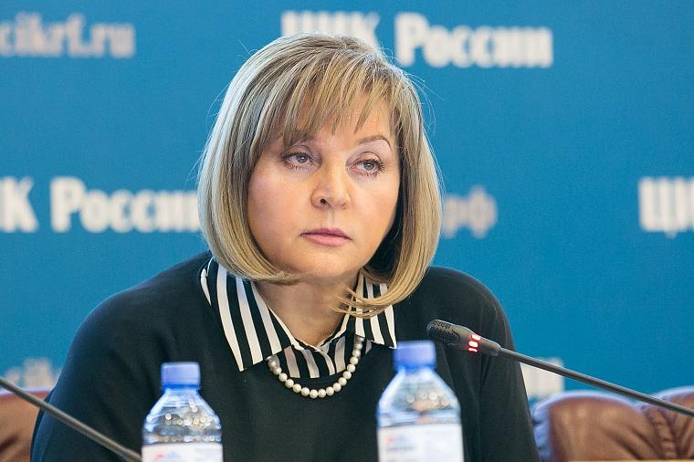 Памфиловой доложили о новых нарушениях с перемещением сейфов на выборах в Петербурге
