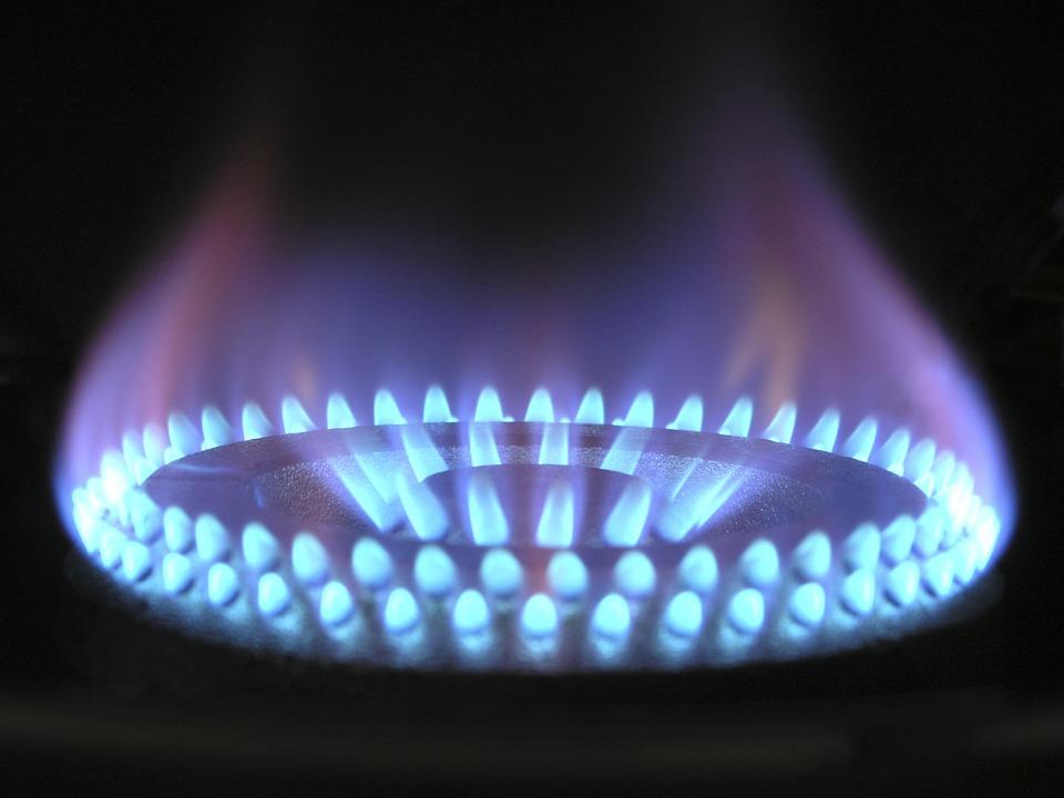 Цена газа в Европе резко выросла до $810 за 1 тыс. куб. м
