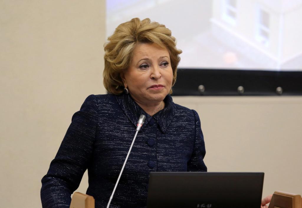 Матвиенко предлагает распространить реновацию по всей стране